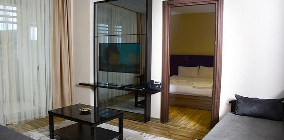 Wish Thermal Resort 1+1 Oda