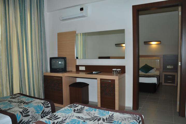 2 Yataklı Aile Odası